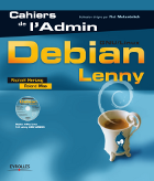 Cover of my French Debian Book