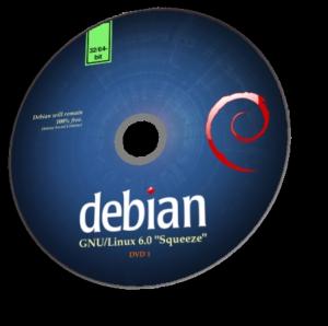 I'm no longer selling Debian DVD